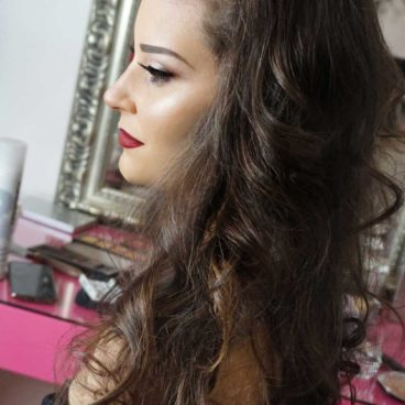 Hair and makeup by saphire makeup and hair studio