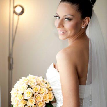 Bridal makeup / Bridal hair styling